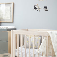 Crib Sheet Little Lamb Organic