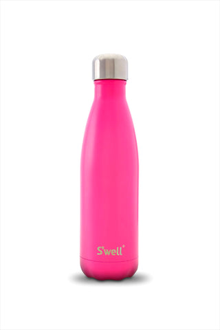 S'well Water Bottle - Bikini Pink 17 oz