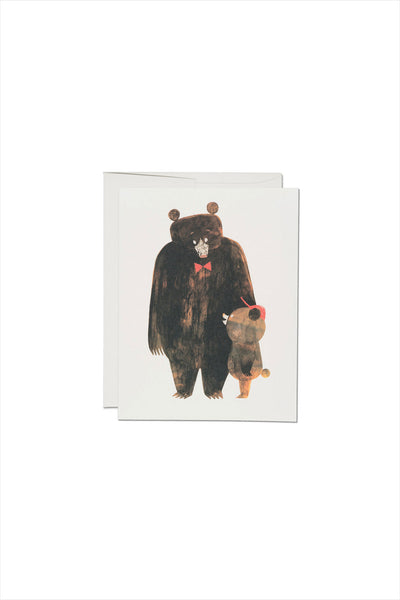 Daddy Bear Fathers Day Card