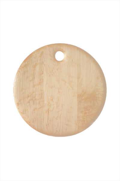 Edward Wohl Maple Bird's Eye Cutting Board #14