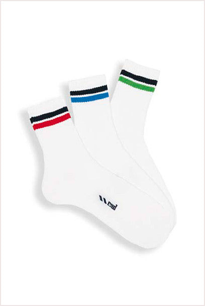 Two Striped Sport Socks