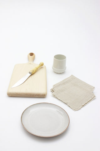 Sukha Small Plate Glazed
