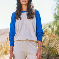 The Great Color Block Sweatshirt