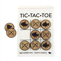 Travel Tic Tac Toe Fishing