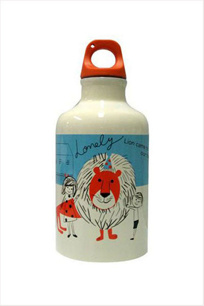 Thermal Bottle Lonely Lion