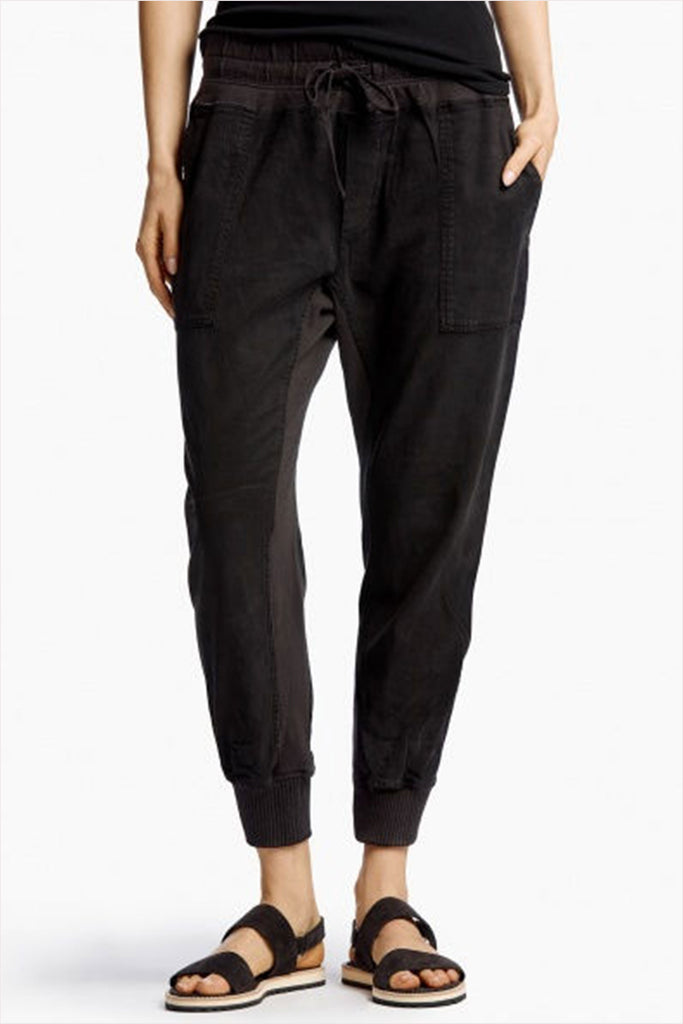 James Perse Contrast Sweatpant