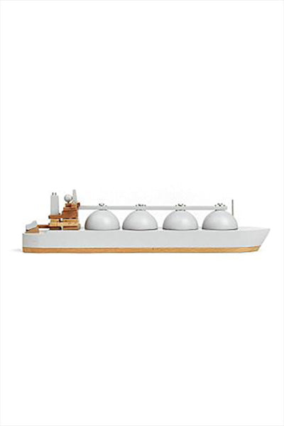 Arctic Princess Wooden Boat