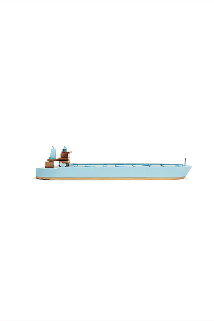 Ti Asia Wooden Boat