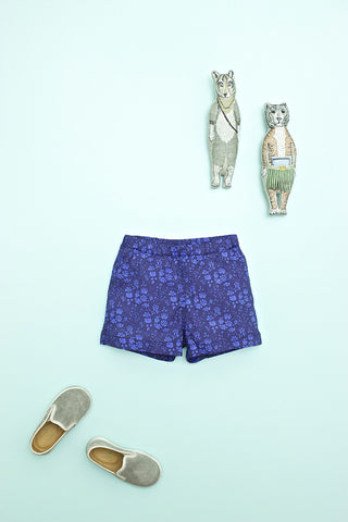 Liberty Print Swim Trunk