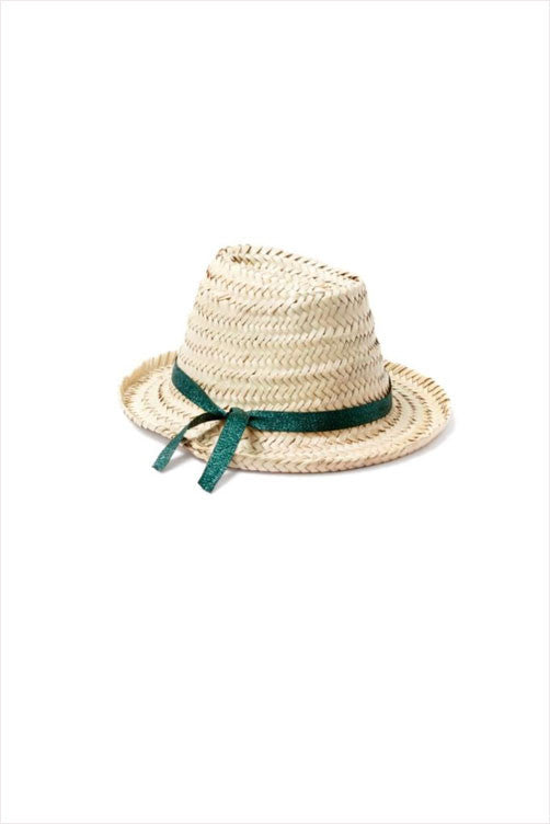 April Shower Straw Hat