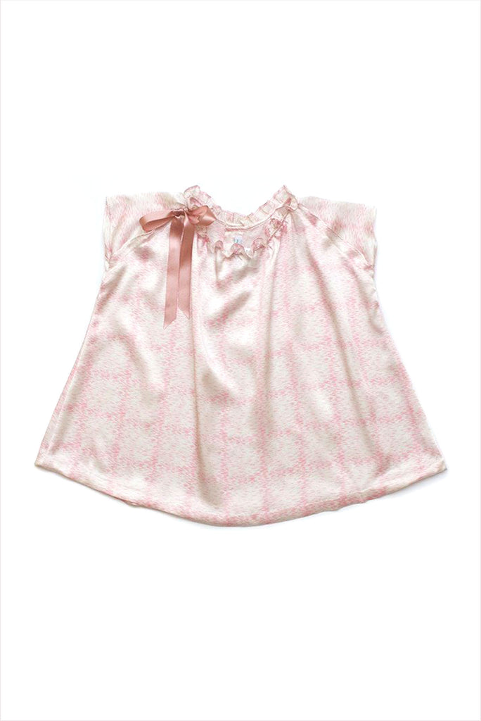 Baby Silk Satin Fairy Floss Dress