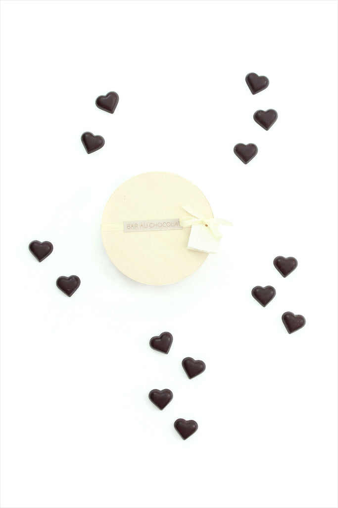 Bar Au Artisan Chocolate Hearts