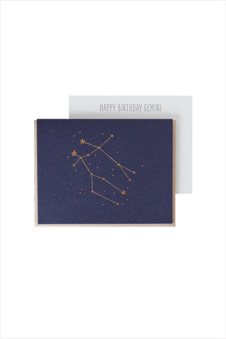 Zodiac Birthday: Gemini