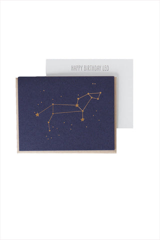 Zodiac Birthday: Leo