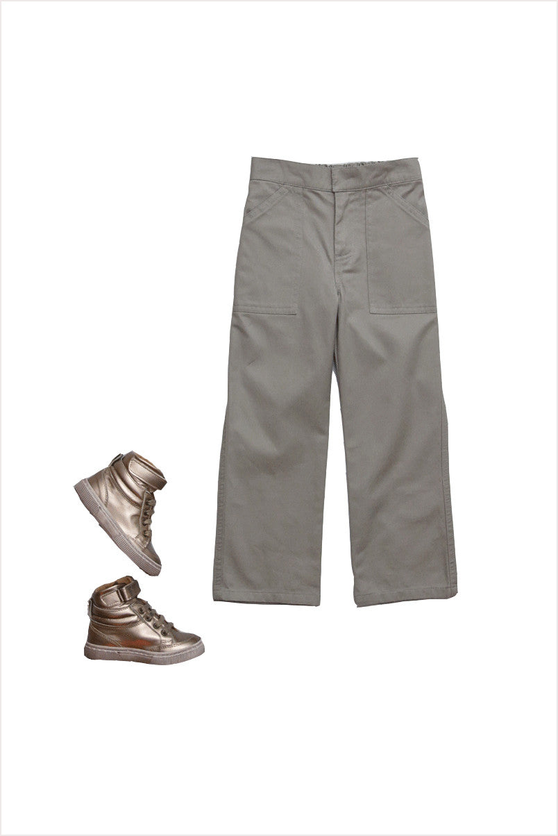 Bruges Twill Pant