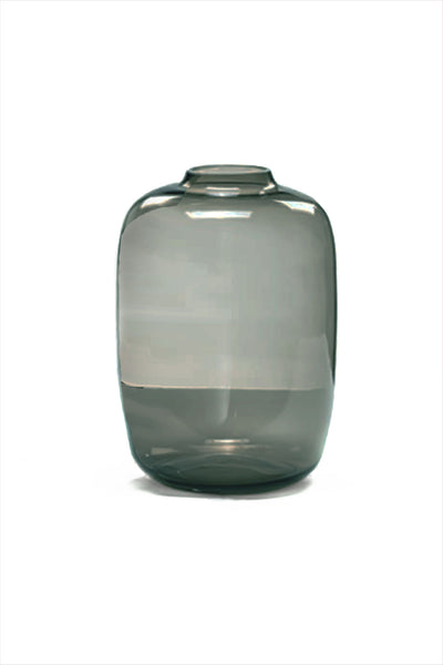 Glass Bulb Vase Large