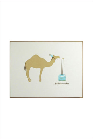Camel Wishes