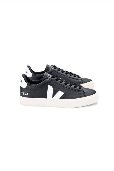 Veja Adult Mens Campo Black White
