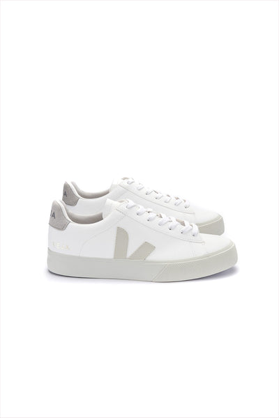 Veja Adult Campo White Natural