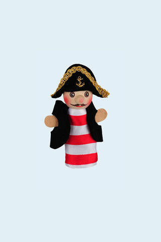Captain Finger Puppet