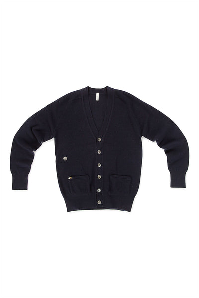 Extreme Cashmere n°117 Cardigan Navy