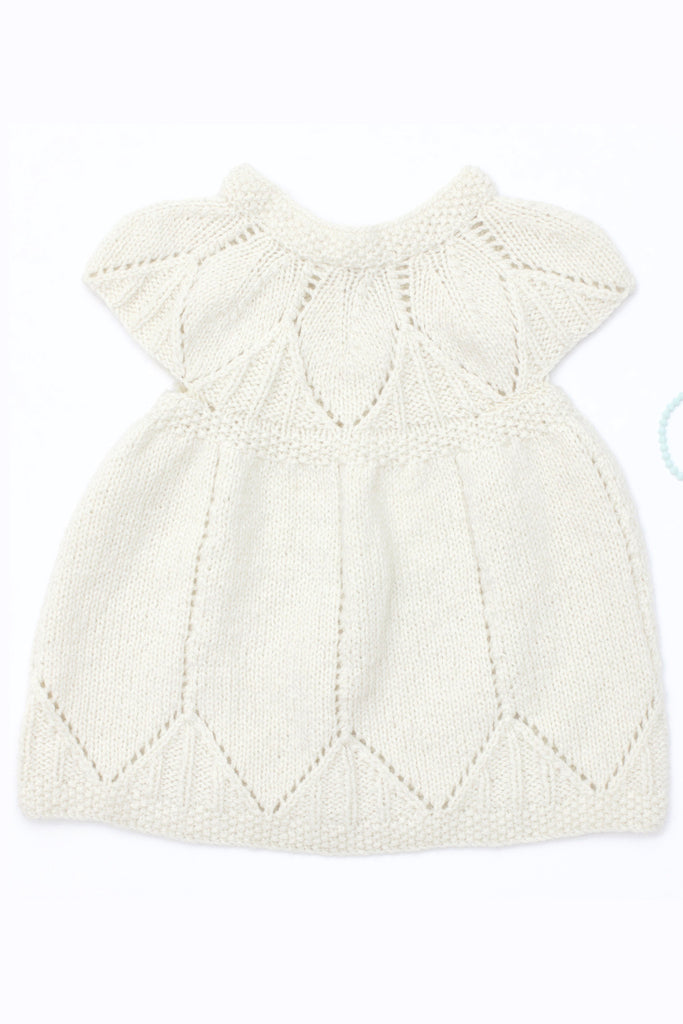 Cashmere Baby Dress