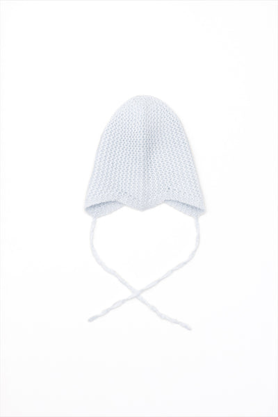 Cashmere Hat With Ties