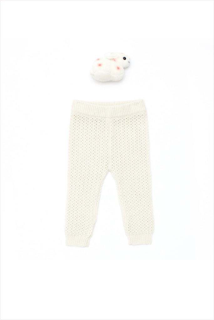 Cashmere Knitted Pant
