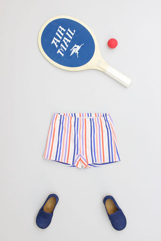 Circus Stripe Sunshort