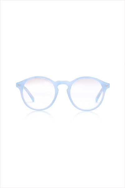 Clark Optical Ice Blue