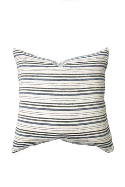 Pillow 26 x 26 Deauville Black/Navy