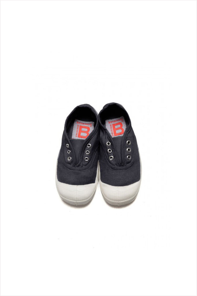 Bensimon Children's Elly Tennis Shoes Carbon