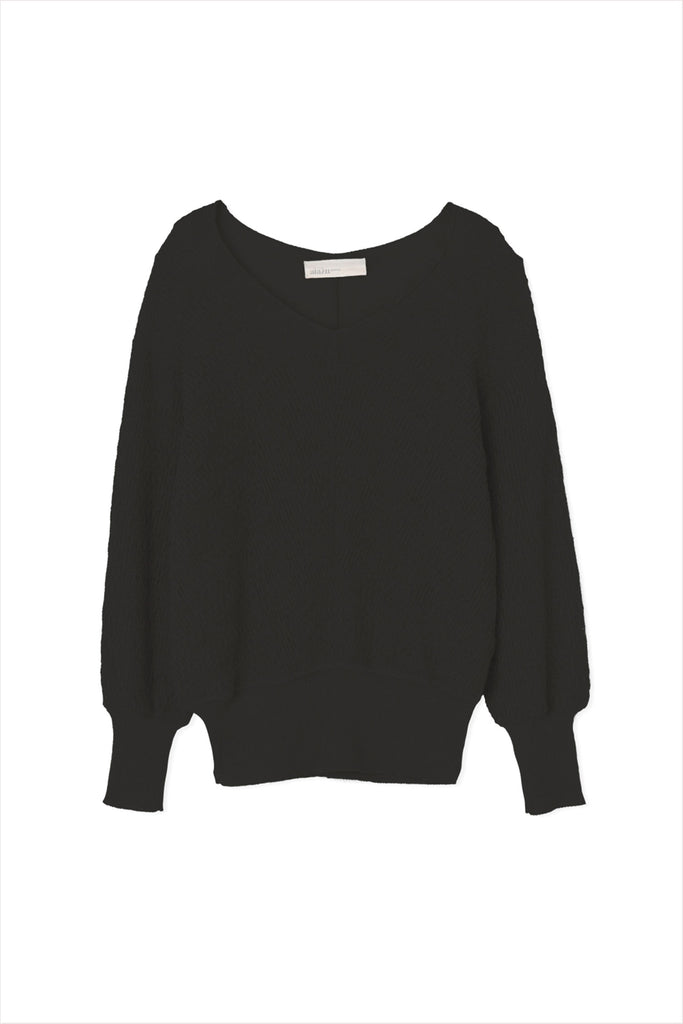 AIAYU Eisha Sweater Black