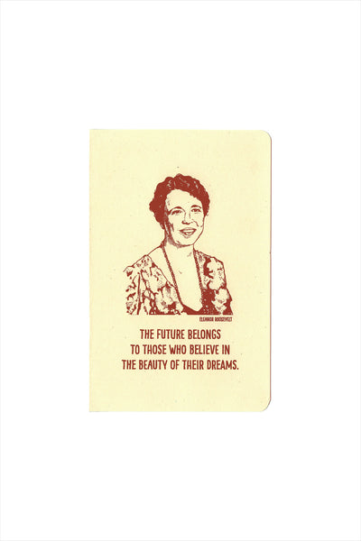 Eleanor Roosevelt Notebook