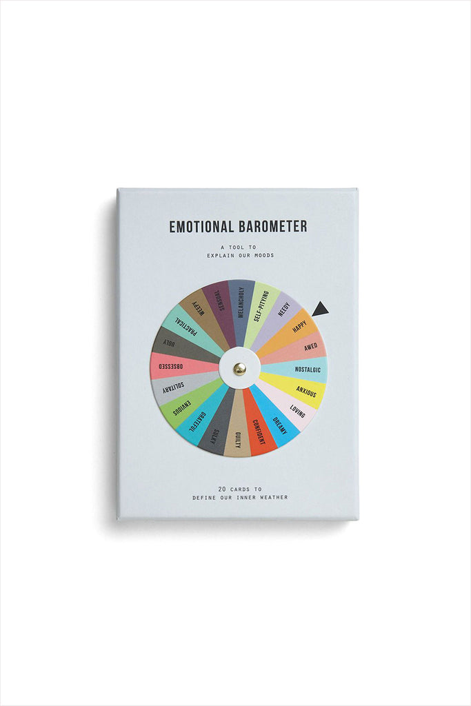 Emotional Barometer Card Set