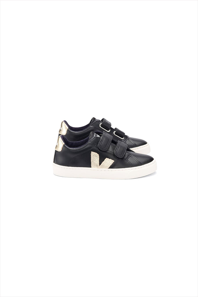 Veja Small Esplar Velcro Leather