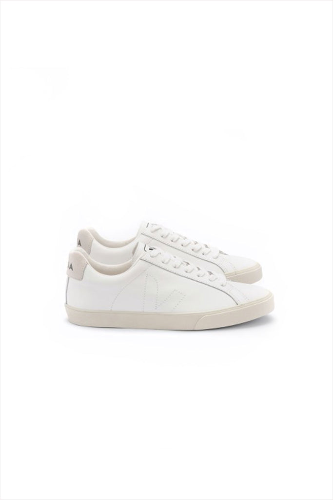 Veja Adult Esplar Leather Sneaker White