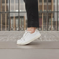 Veja Adult Esplar Leather Sneaker Extra White