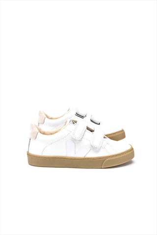 Veja Esplar Small Velcro Extra White Natural