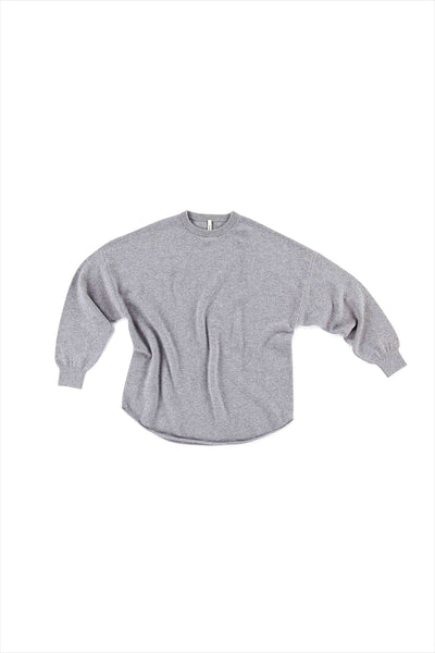 Extreme Cashmere n°53 Crew Hop Gray