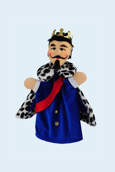 Fairytale King Hand Puppet
