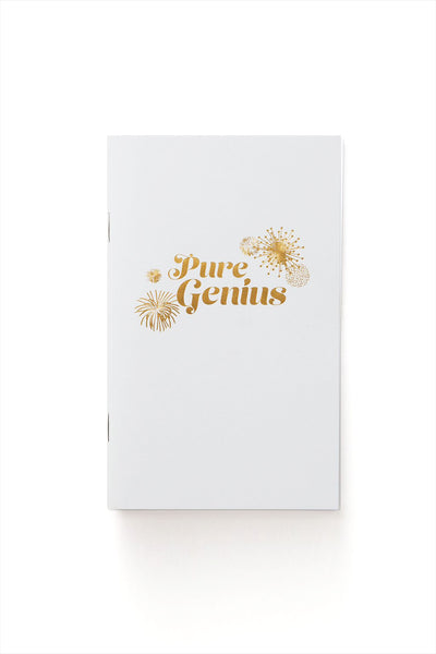 Pure Genius Notebook