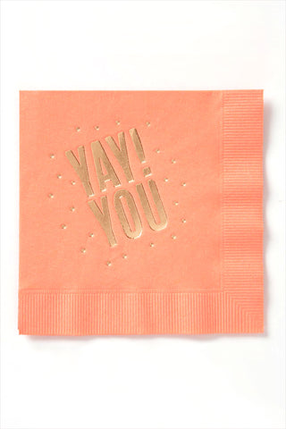 Yay You Napkins