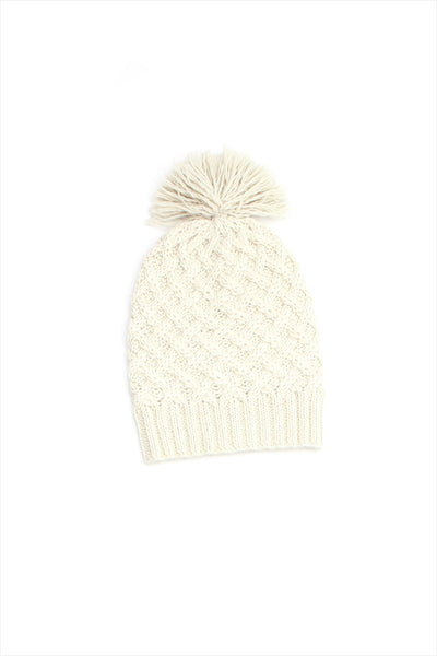 F&H Adult Basketweave Hat