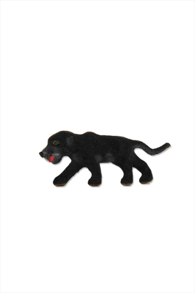 Flocked Panther