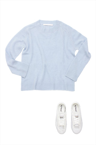 Flora And Henri Lightweight Cashmere Sweater