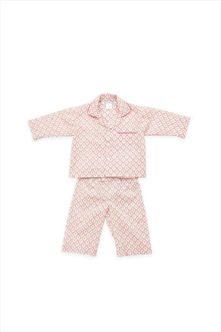 Flora and Henri Kensington Pajama