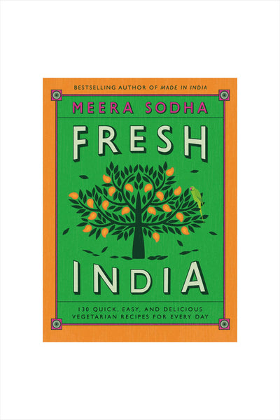 Fresh India Cookbook