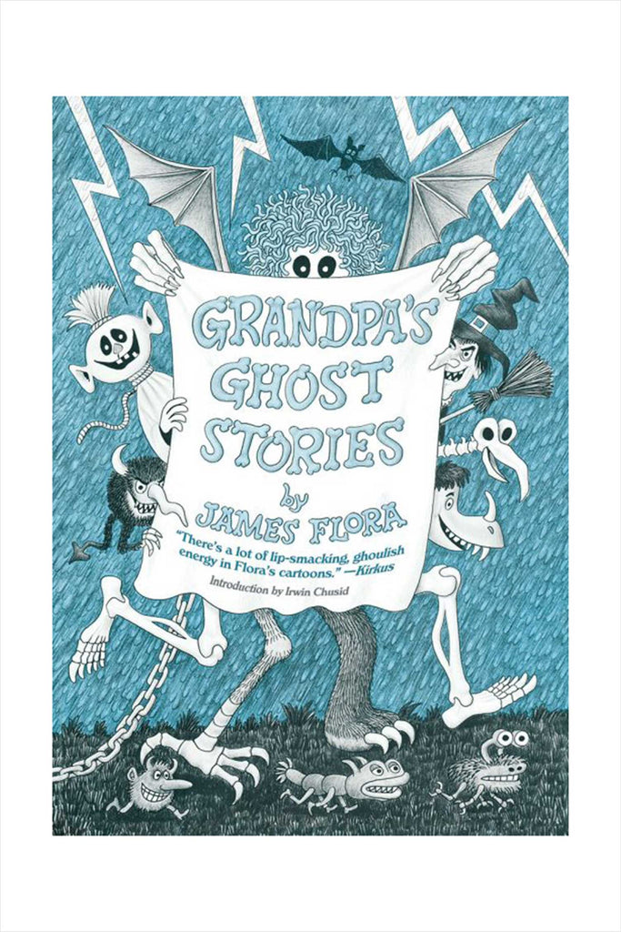 Grandpa's Ghost Stories