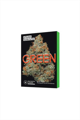 Green:  Pocket Size Field Guide to Marijuana
